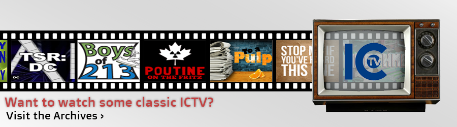 Watch classic ICTV in the archives