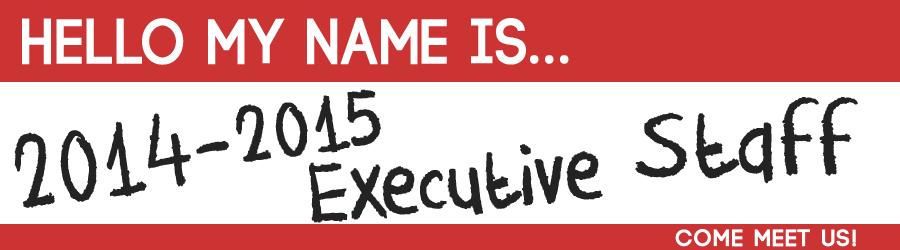 2014 Executive Staff